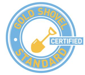 Gold Shovel Certified